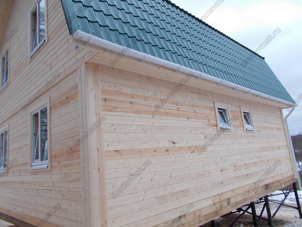 Строительство дома д. Высоково